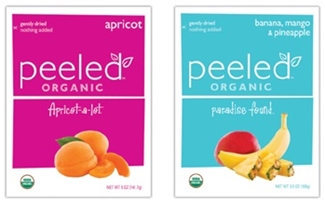 Peeled Snacks Organic Sulfite-Free Dried Fruit - Dairy-Free