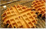 Waffle photo from Hannah Kaminsky