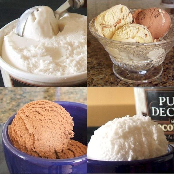 So Delicious Dairy Free Coconut Milk Ice Cream - Over a Dozen Decadent Flavors