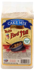 Bob's Red Mill Whole Grain Cake Mixes