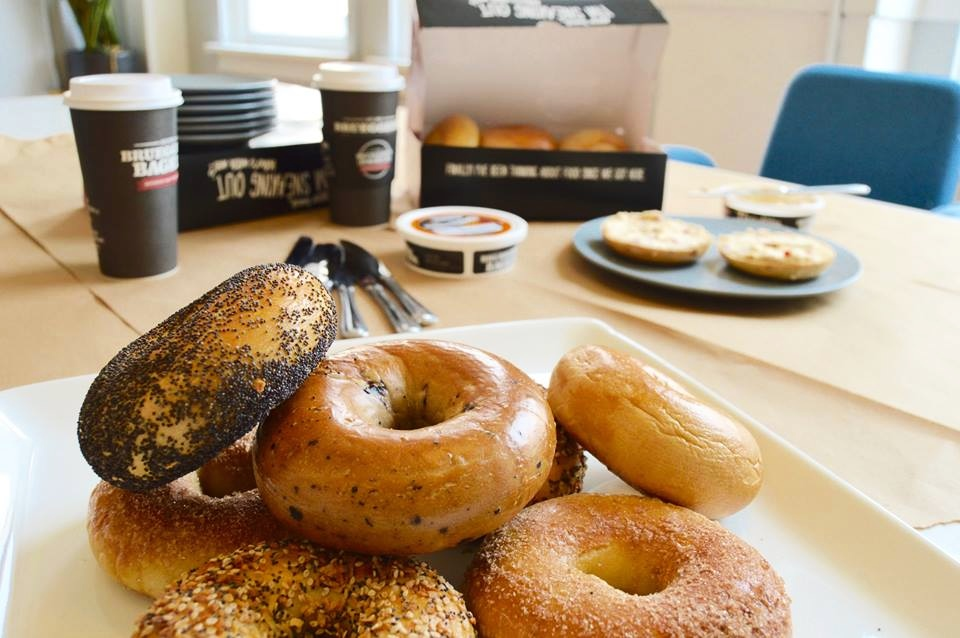 Bruegger's - Dairy-Free Menu Items and Allergen Notes