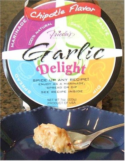 Frieda's Garlic Delight