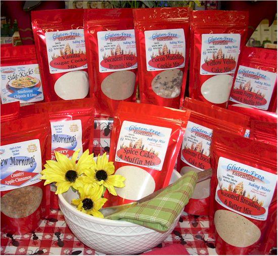 Gluten-Free Essentials Gift Package