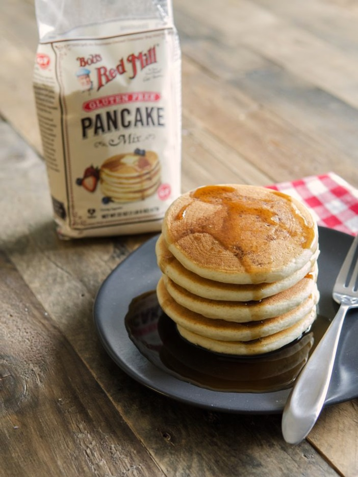 Bob's Red Mill Pancake & Waffle Mixes Reviews and Info - Dairy-Free Varieties (includes gluten-free, grain-free, and wheat-based options!)