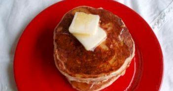 Gluten-Free Gingerbread or Pumpkin Pancakes