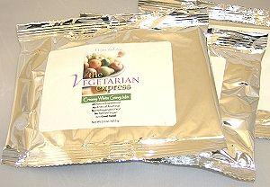 Vegetarian Express Creamy White Gravy Mix