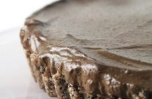 Raw Superfood Chocolate Cream Pie Recipe (Vegan, dairy-free, gluten-free, nut-free, soy-free)