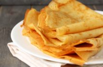 Gluten-Free Dairy-Free Crepes Recipe with a Vegan Option and Trio of Fillings