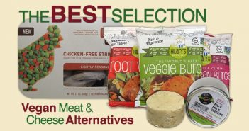 Vegan Essentials is an online shop that offers tons of Dairy and Meat Alternatives (refrigerated too!). They are US based, but ship worldwide for many items