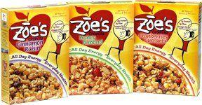 Zoe's Granola