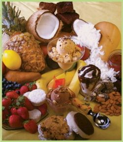 The Ice Dream Cookbook