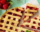 Fresh Strawberry Pie for a Bountiful Vegan Dessert