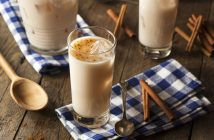 Dairy-Free Mexican Horchata Recipe with a Cool and Creamy Twist (vegan, plant-based, soy-free, gluten-free)