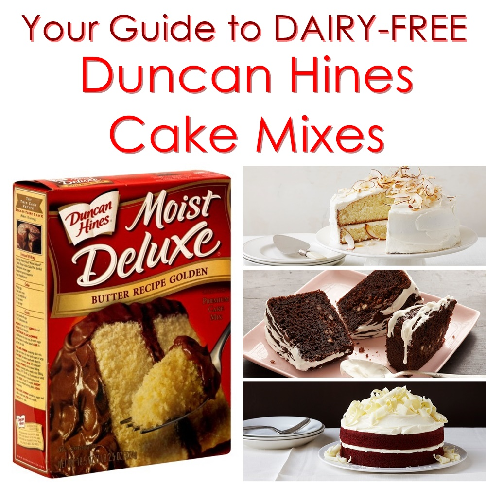 Do Cake Mixes