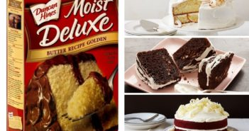 duncan hines cake mixes - feature