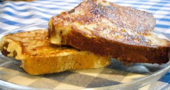 Amy's Secret Dairy-Free Gluten-Free French Toast Recipe