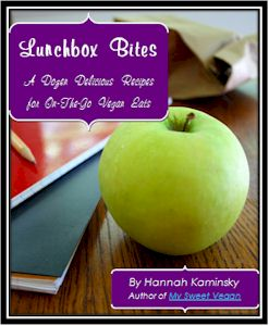 Lunchbox Bites E-Book