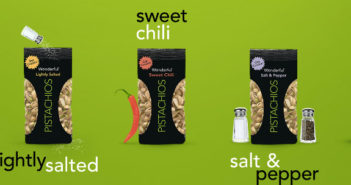 Wonderful Pistachios - a healthy, dairy-free, kosher, non-gmo snack!