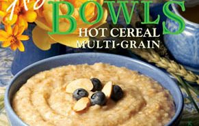 Amy's Organic Hot Cereal Bowls