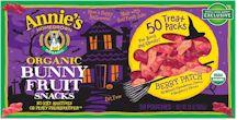 Annie's Halloween Snacks