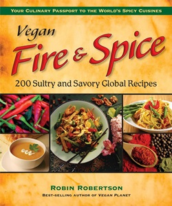 Vegan Fire & Spice Cookbook Review and Sample Recipe