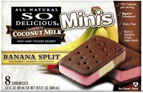 New Coconut Minis