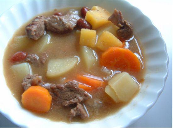 Harvest Hot Pot Recipe from Allergy Cooks
