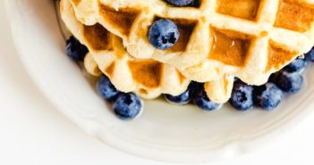 Allergy-Friendly Waffles Recipe - gluten-free, dairy-free, egg-free, nut-free, soy-free, and even vegan-friendly.