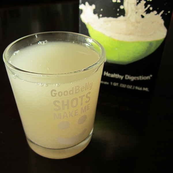 GoodBelly Probiotic Coconut Water (Vegan, Dairy-Free, Soy-Free)