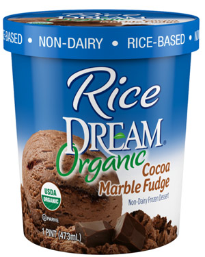 Rice Dream - Dairy-free ice cream made with rice milk!