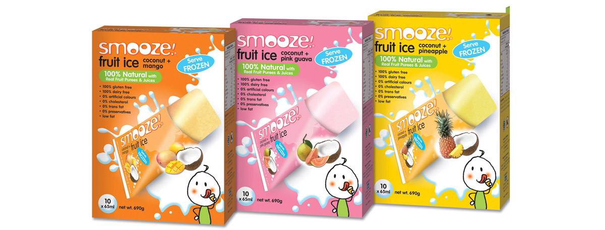 Smooze Fruit Ice (Review): Cool Kid-Friendly, Dairy-Free ...