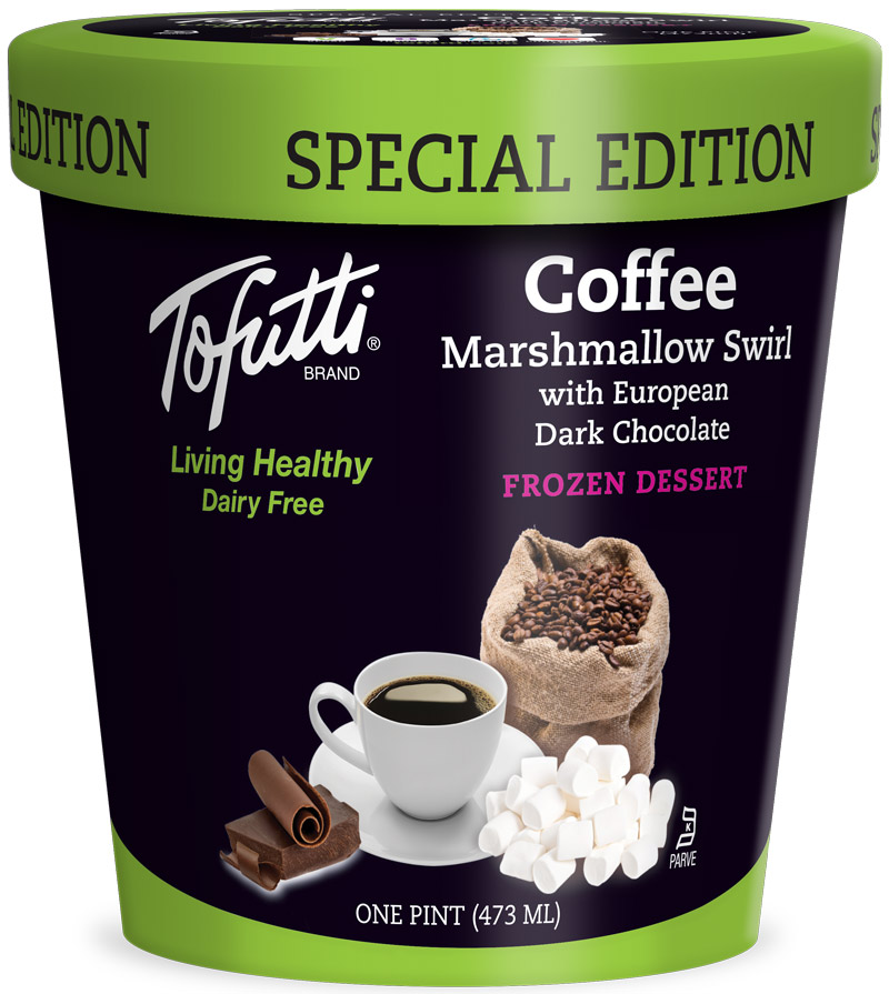 Tofutti Frozen Dessert - vegan and gluten free yet still irresistibly creamy and full of flavor!