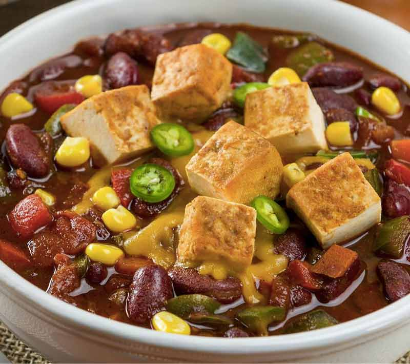 Nasoya Organic Tofu - Organic and Non-GMO tofu, the perfect vegetarian protein source