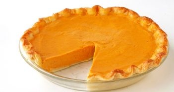 Almost Paula Deen's Pumpkin Pie - The Dairy-Free Recipe (optionally gluten-free, nut-free and soy-free)