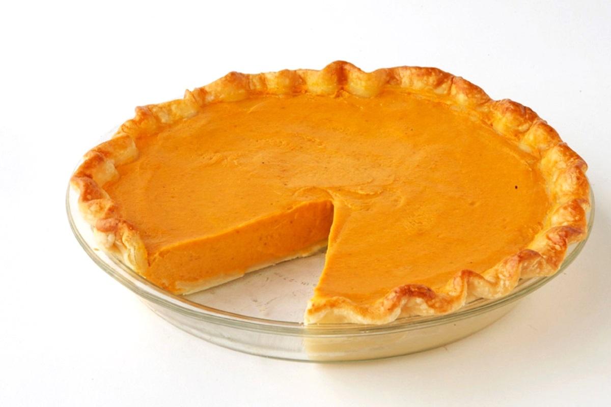 Pumpkin Pie Food Network Paula Deen