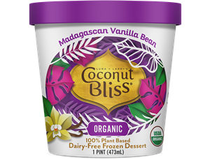 Coconut Bliss Ice Cream - Review and Information on this popular Non-Dairy Frozen Dessert. Clean ingredients, vegan, and more ...
