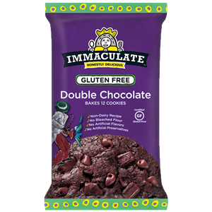 Immaculate Cookie Dough Reviews and Info - dairy-free with organic vegan and gluten-free varieites