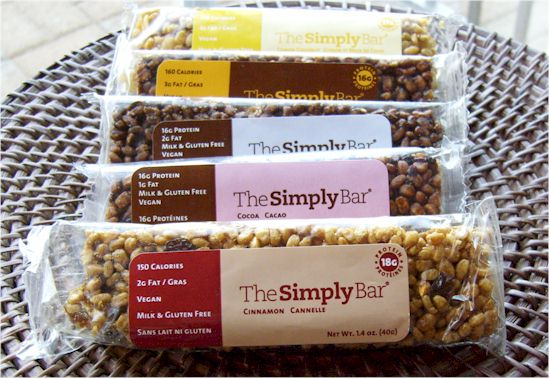 The Simply Bar from Wellness Foods