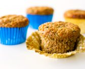 Zucchini Carrot Bran Muffins are a Healthy Family Favorite