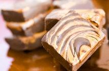 Sunbutter Swirl Fudgy Chocolate Bars Recipe (Dairy-Free, Vegan, Gluten-Free, Nut-Free)