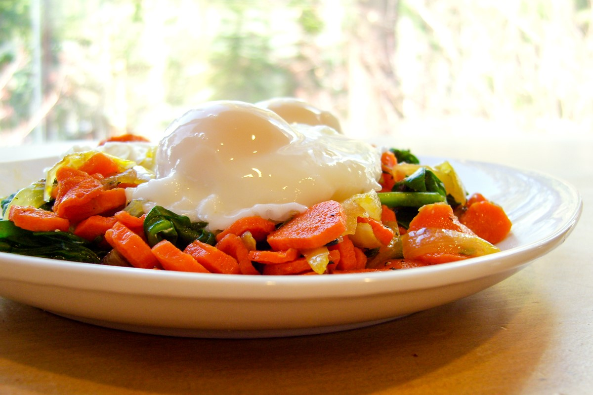 Perfectly Poached Eggs Recipe with Dairy-Free Serving Ideas for Breakfast (gluten-free, keto and paleo friendly)