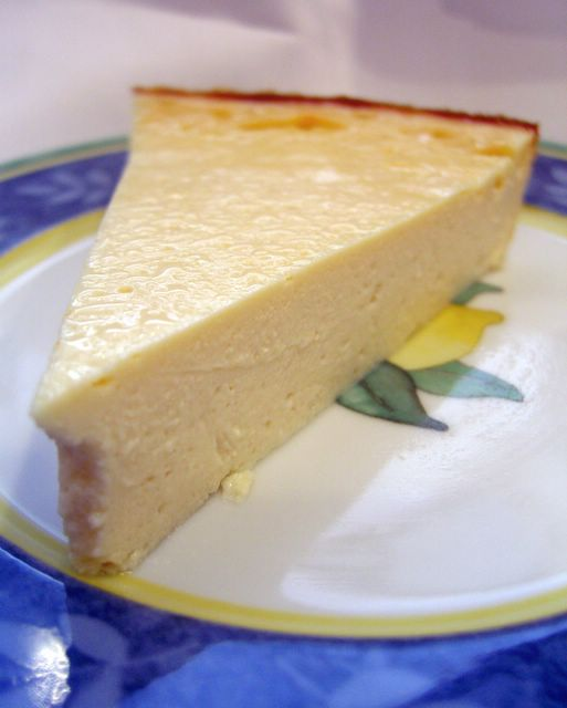 Vegan Cheesecake Too