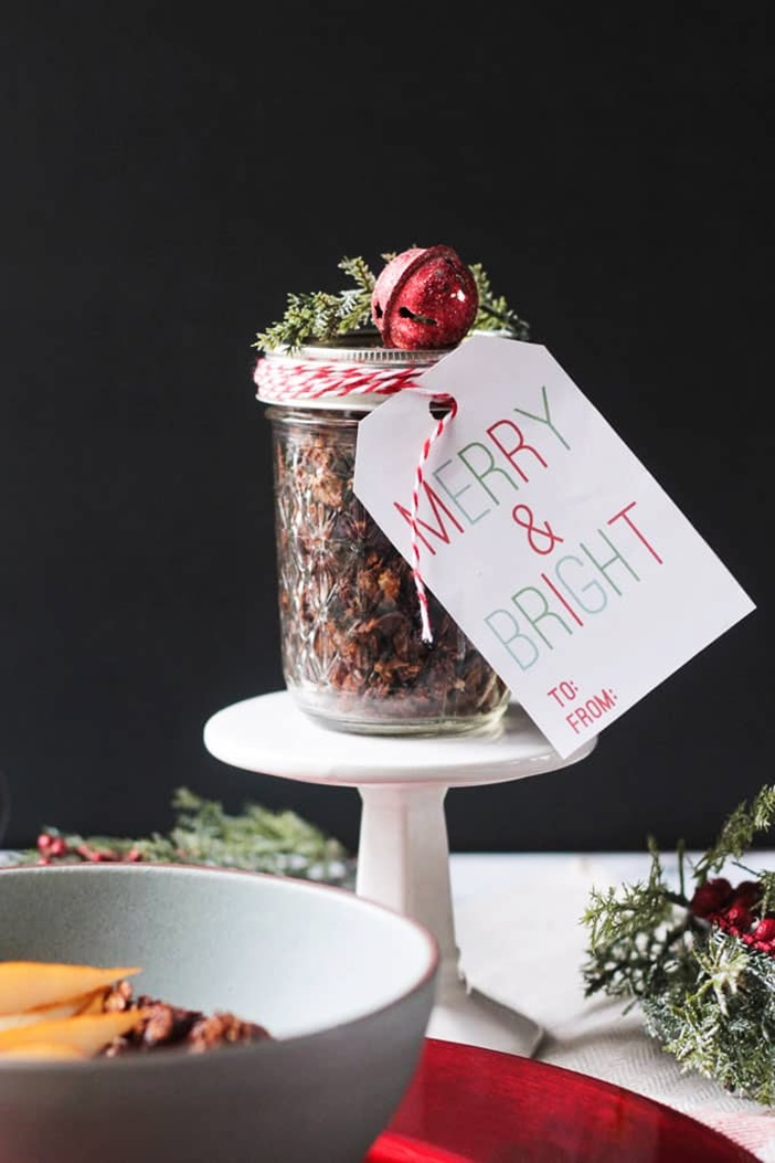 25 Dairy-Free Gifts from the Kitchen that are a Real Homemade Treat (Sweet Recipes with Vegan, Gluten-Free, Nut-Free, and Soy-Free Options!)