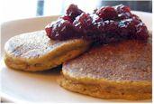 Dairy-Free Pumpkin Pancakes