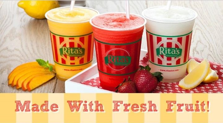 Rita's Italian Ice / Ice Cream Shops - They offer tons of sweet, dairy-free ice flavors (including sugar-free options). Locations throughout the East.