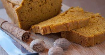 Sweet Dairy-Free Pumpkin Bread Recipe