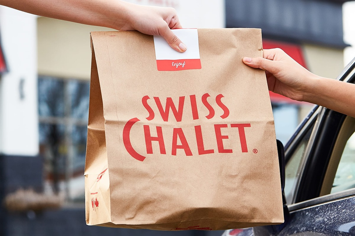 Swiss Chalet Dairy-Free Menu Guide with Vegan Options - an alpine-style Canadian restaurant chain that's quite allergy-friendly.