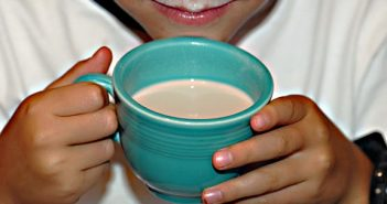 Sipping Almond Milk - Dairy-Free