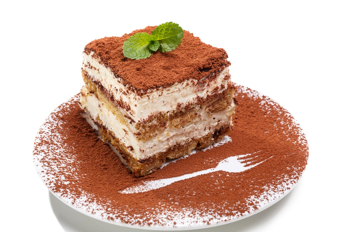 30 Homemade Treats for a Dairy-Free Mother's Day to Remember. PIctured: Vegan Chai Tiramisu