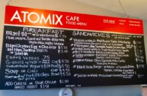 Atomix Coffee Shop in Chicago is Conscious of Dairy-free and Vegan Customers with dairy-free milk beverages, cheeses, and other alternatives. Including vegan muffins and donuts!